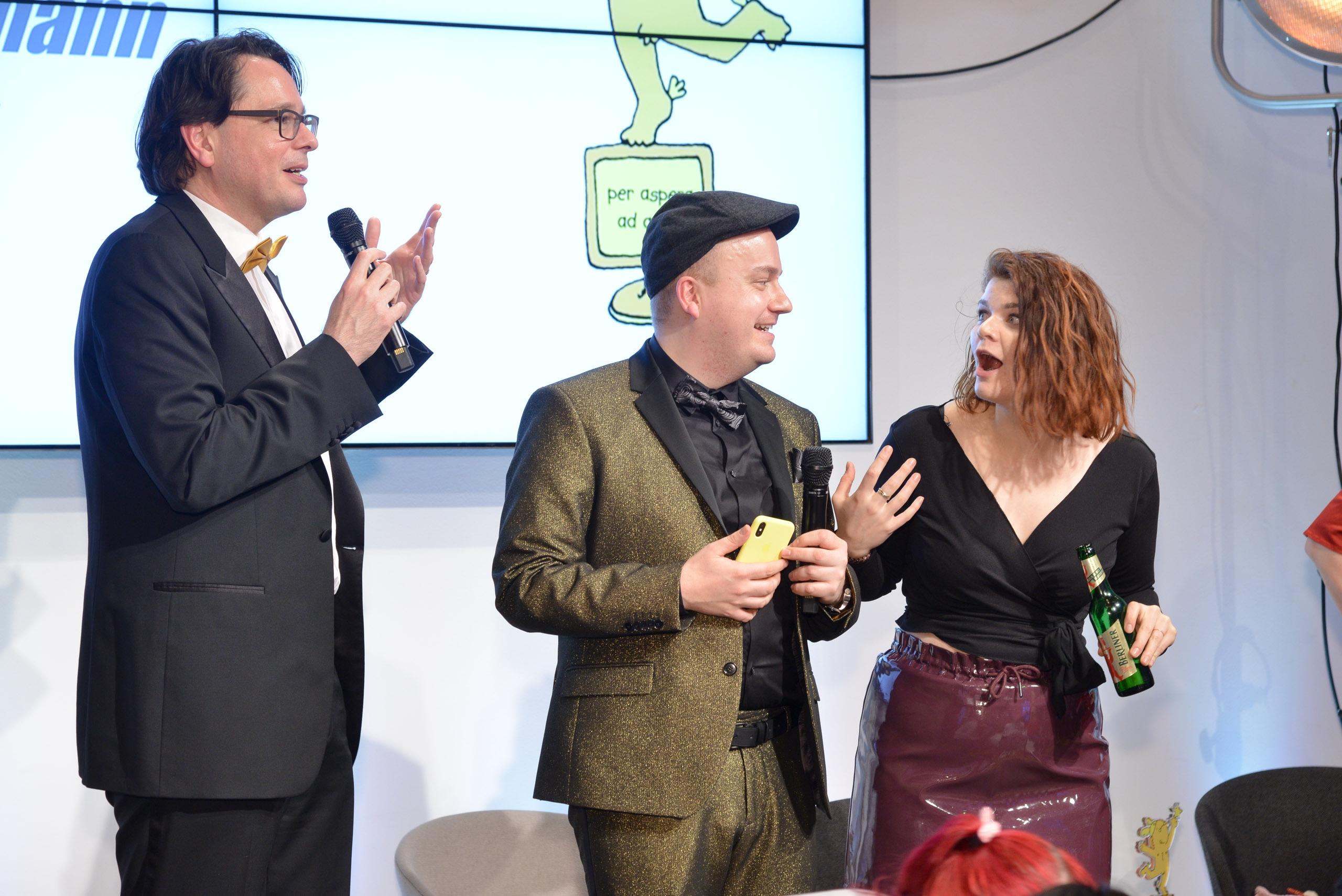 Wichtigste Influencer Deutschlands: die Goldenen Blogger